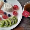 Pequenos-almoços leves e coloridos para o Verão