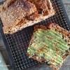 Pão de passas, nozes e espelta