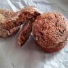 Bolachas de chocolate e coco (paleo, sem glúten, opção vegan)