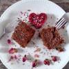 Brownie de cacau e batata doce