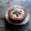 Muffins de maçã e manteiga de amendoim