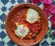 Ovos à flamenca (à moda de Sevilha)
