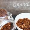 Receita de Granola sem açúcar