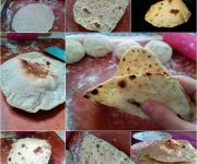 Pão chapati