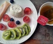 Pequenos-almoços saudáveis para o Verão