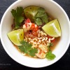 Sopa thai de noodles com marisco - 15minutos (Tom Yum)