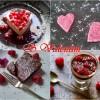6 sobremesas românticas para o dia de S.Valentim