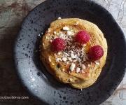 Panquecas de trigo sarraceno & aveia