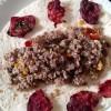 Bolonhesa de quinoa