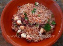 arroz de polvo